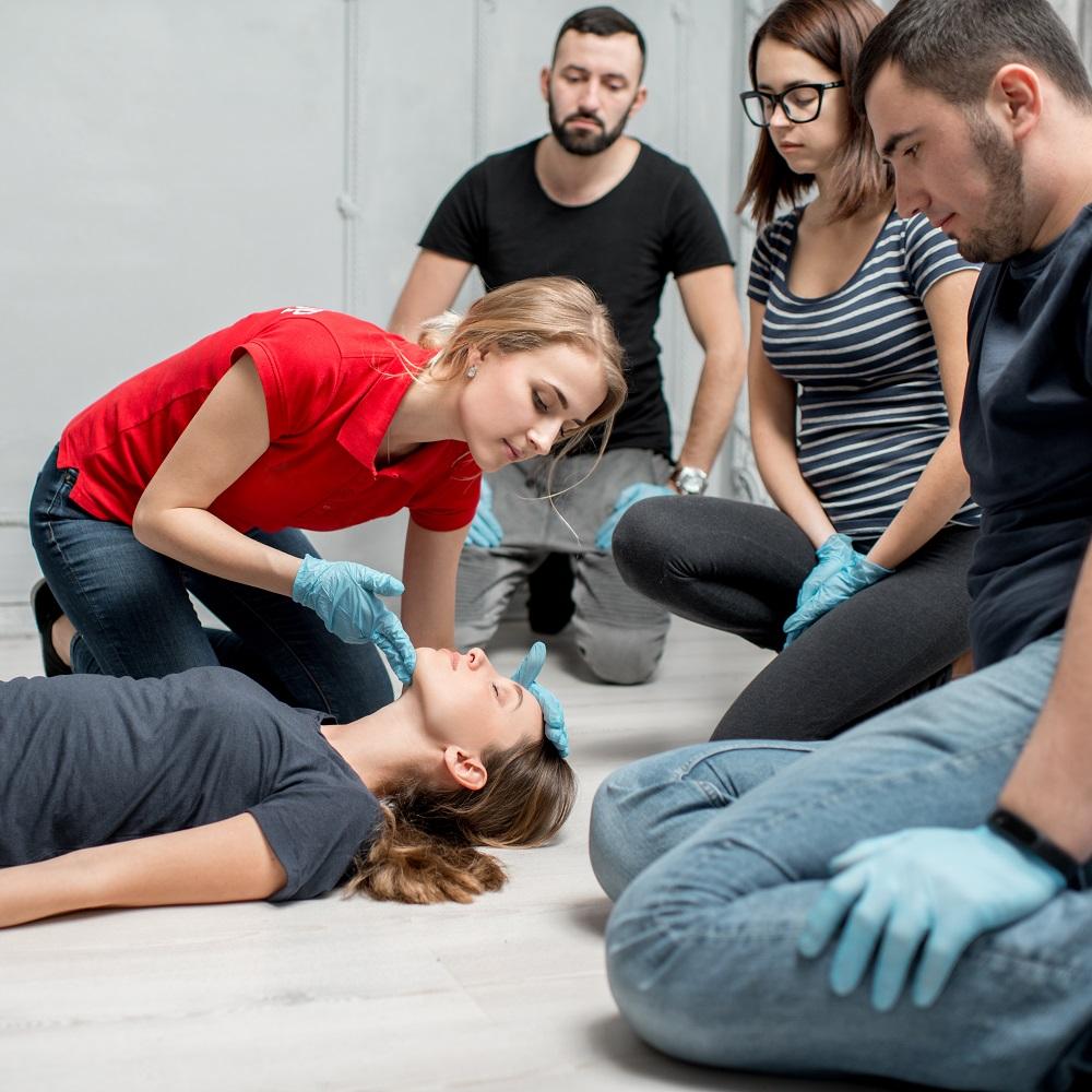 Course Image Técnicas básicas de primeros auxilios